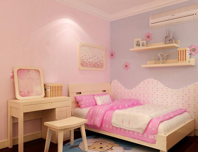 对于女孩公主房该怎样选择儿童床