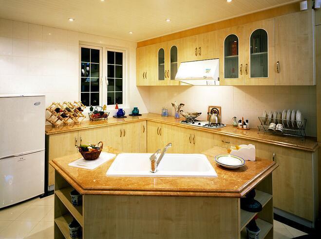 英式厨房是如何设计而成的