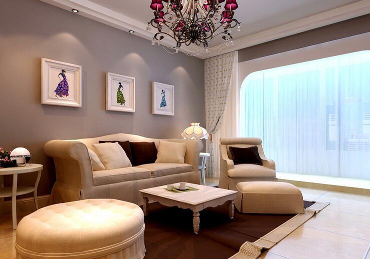 4款家装客厅效果图 你更喜欢哪种