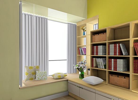 16平米卧室电脑桌效果图高清图片