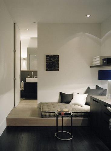 卧室榻榻米效果图设计展示