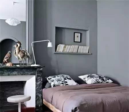 小书房兼卧室 一举两得绝对赞