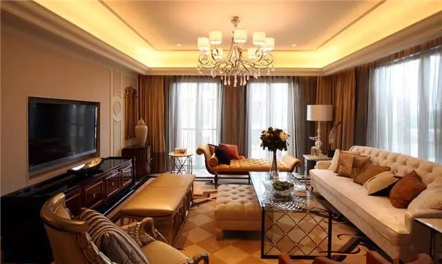 80后们绝不能错过的客厅设计风格