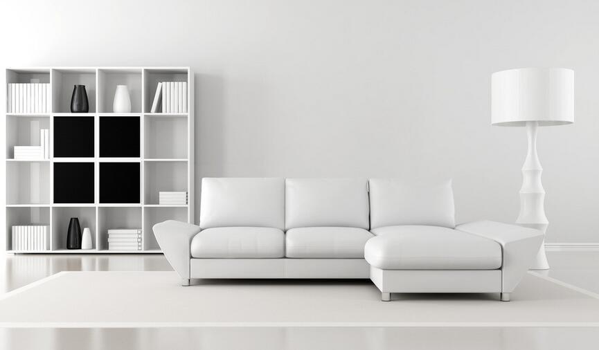 客厅装修效果图 尽显简单的魅力