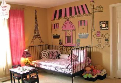 儿童房设计说明