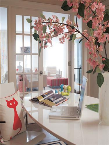 女孩卧室装修效果图 打造粉红公主梦
