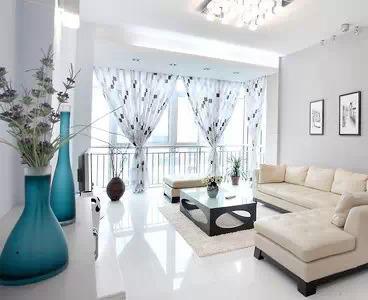 客厅窗帘色彩搭配技巧,这样搭才好看!
