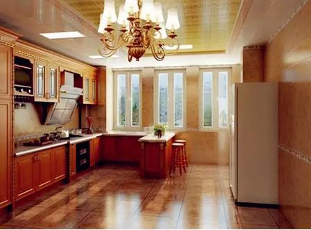 专家支招厨房集成吊顶清洗