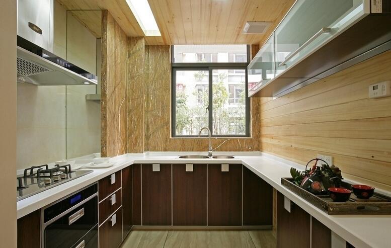 厨房装修设计模板 让你的厨房设计更显气派