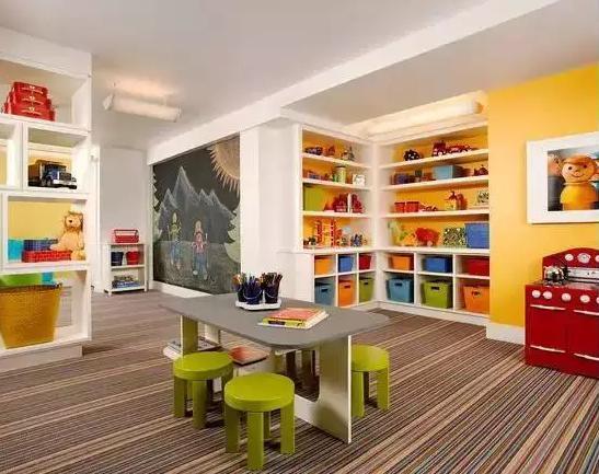 国外儿童房设计,真心不错,值得借鉴!