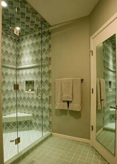 9个实用小户型卫生间案例 看看有没有适合你家的