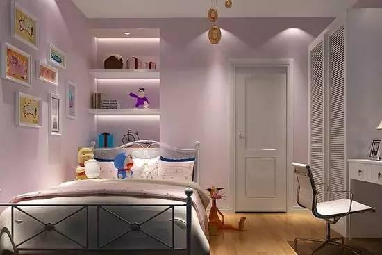 儿童房装修的新设计理念