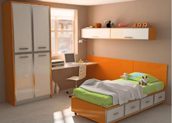 儿童房应该如何装修?