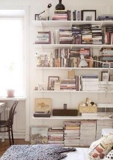 欧式风格书房效果图大全2016图片