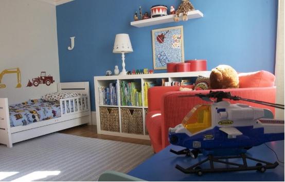 儿童房装修的5点注意事项