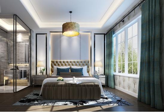 别墅卧室装修效果图 生活的别样之美