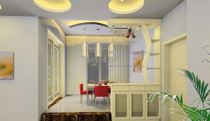 盘点玄关柜设计效果图 让你的房子大变身