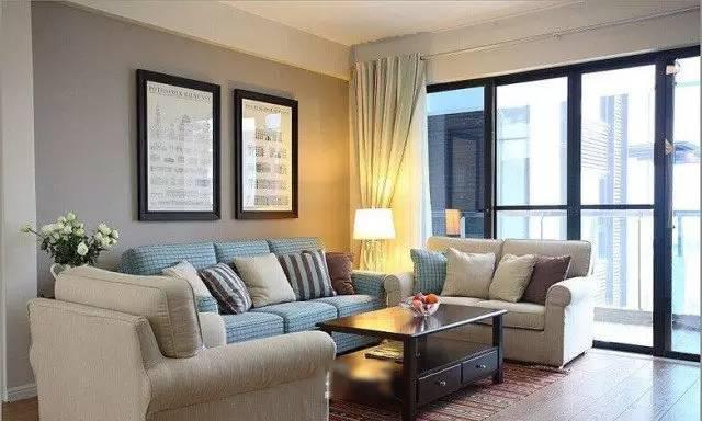 最新现代客厅装修设计案例合集