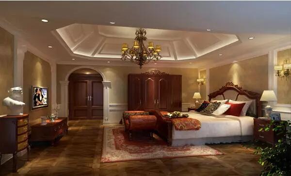 别墅卧室如何装修
