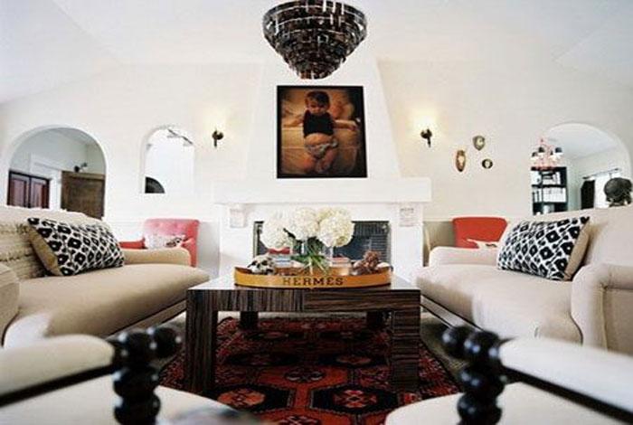 典雅的美式家具装修设计