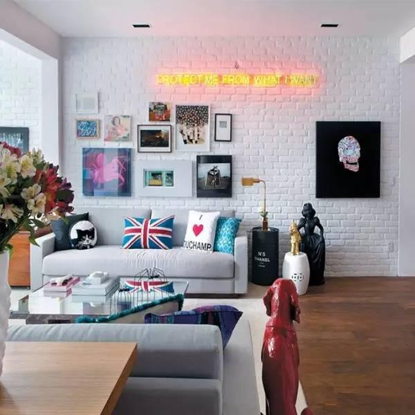 小户型客厅装修效果图展示
