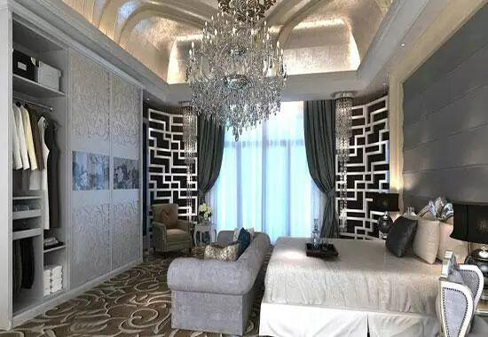 卧室家具8款英伦衣柜设计靓瞎眼