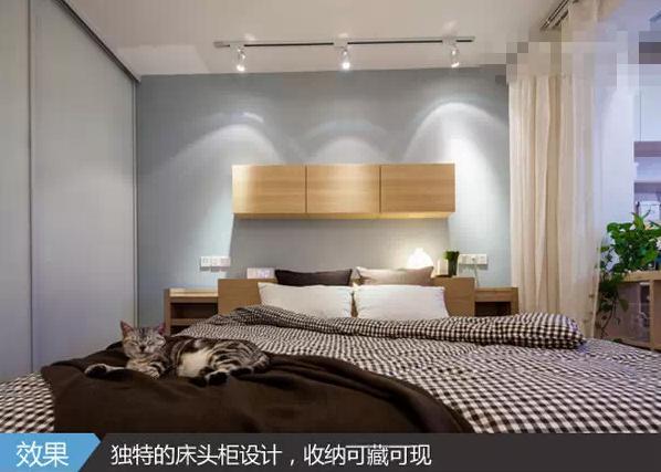 巧用空间 卧室装修设计装修效果图