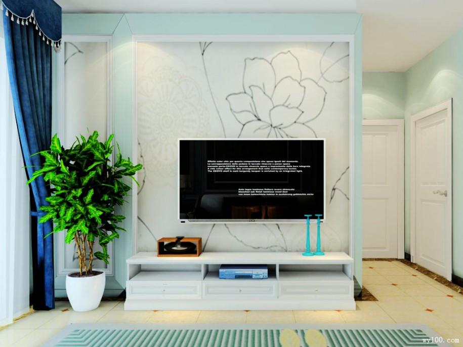 装修客厅电视背景墙技巧