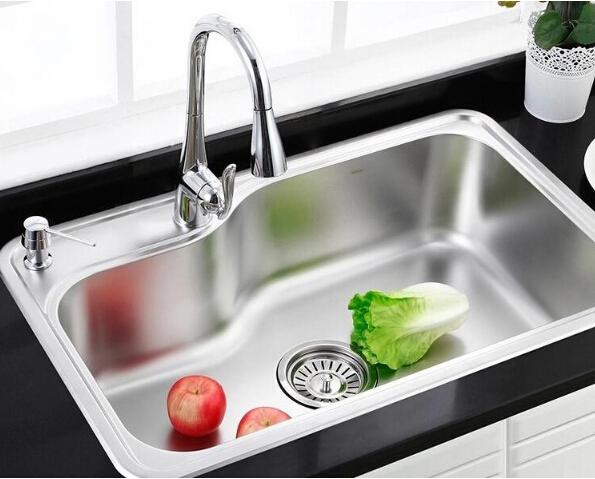 厨房水盆到底选单槽还是双槽?
