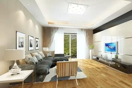 效果 ︳现代客厅装修效果图大全高清图片