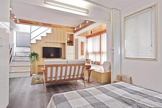 北欧风别墅的卧室有何不同之处?