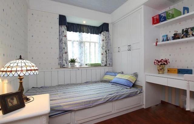 15款漂亮的儿童房榻榻米床