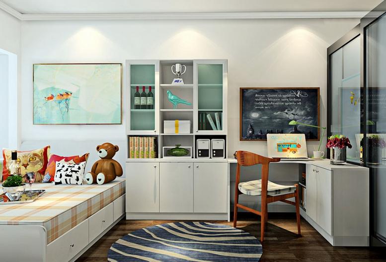 【儿童节特供】孩子卧室书房的风水讲究你必须知道!