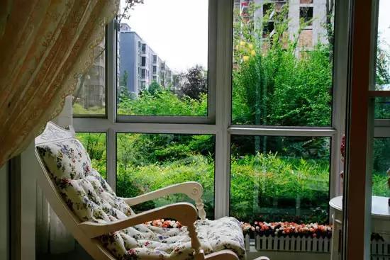 阳台窗户装修设计效果图