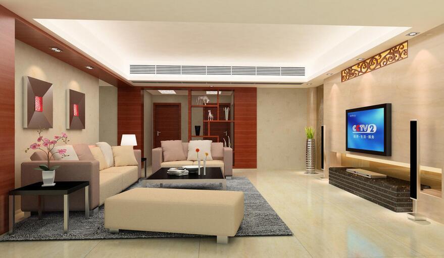 设计客厅过道吊顶 打造精致人生