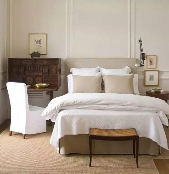 欧式的浪漫风情 轻奢公主系卧室