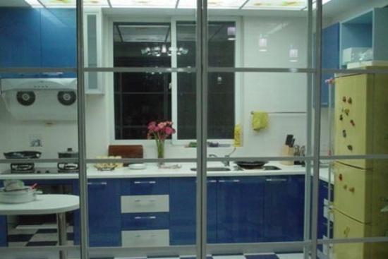 开放式厨房视效大观