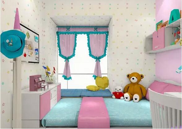 儿童房装修,榻榻米该怎么选择?