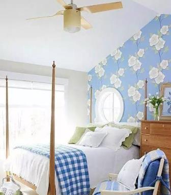 不同风格的女生卧室,不一样的感觉