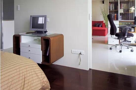 卧室客厅隔断装修效果图