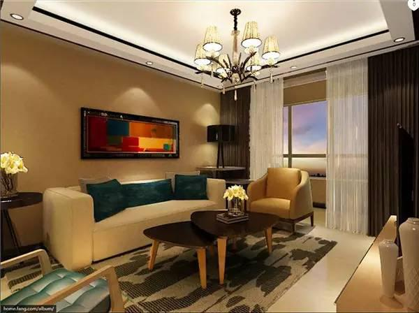 你的客厅装修不看就亏了 客厅装修效果图大全2016