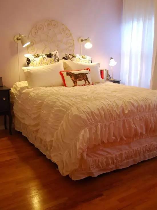 甜美粉色卧室 每个女孩都是小公主