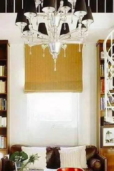 欧式书房吊顶装修效果图