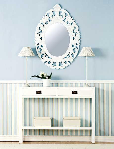 玄关镜子如何摆放 值得注意的玄关镜子风水禁忌