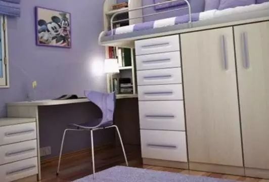 小户型儿童房装修