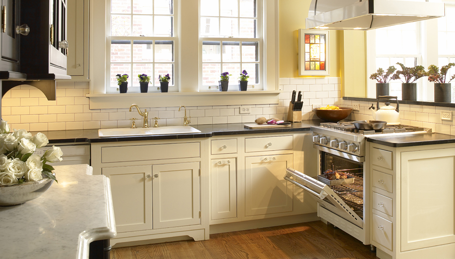 开放式厨房设计,一个幸福的地方