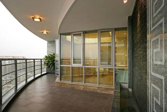 阳台门窗设计