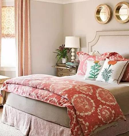 卧室布置亮瞎了,寻寻觅觅,原来都在这里