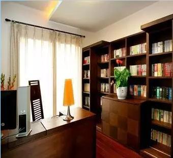 据说卧室兼书房的风水可以改变命运