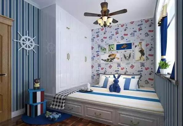 各种儿童房间榻榻米效果图 总有一种适合你家宝贝!